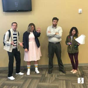 stranger things group halloween costume