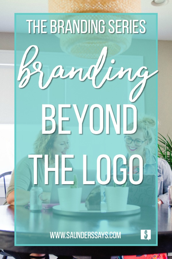 branding beyond the logo
