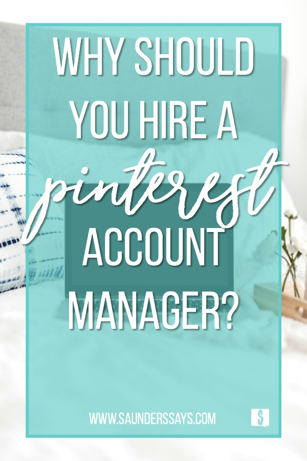 laptop hire a pinterest account manager